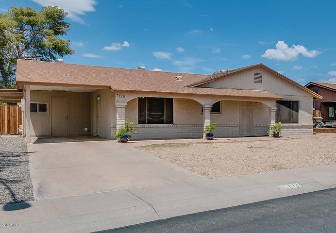7126 W BROWN Street, Peoria, AZ 85345