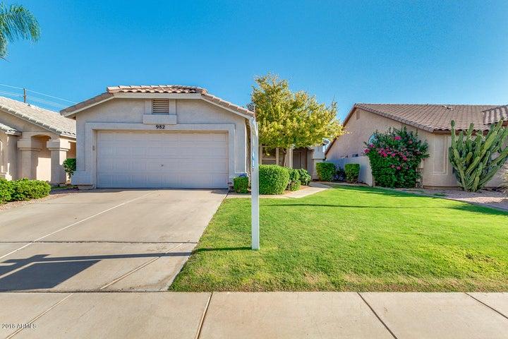 982 E Scott Avenue, Gilbert, AZ 85234