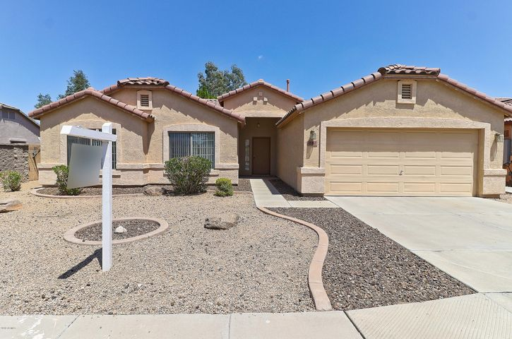 15917 N 174TH Avenue, Surprise, AZ 85388