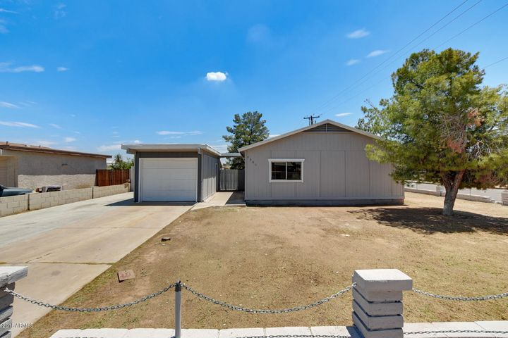 4301 N 70TH Avenue, Phoenix, AZ 85033