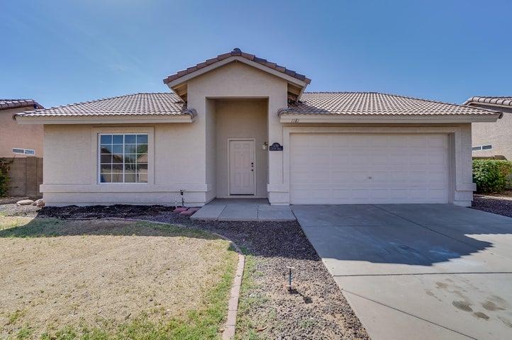 1181 S BRIDGER Drive, Chandler, AZ 85286