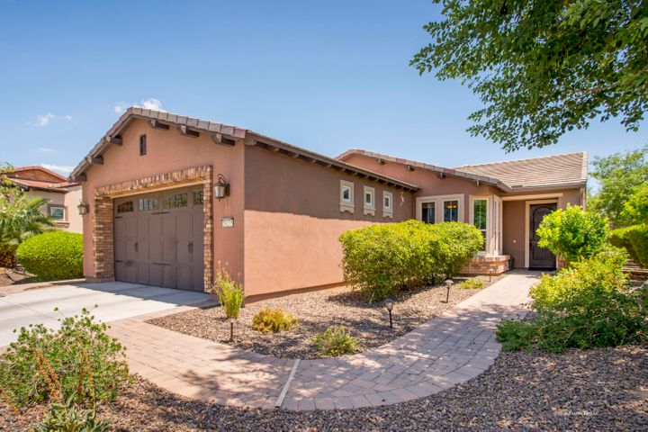 Welcome to your 2BR+Den, 2BA, 2CG 'Monaco' in Trilogy at Vistancia Golf Resort, Peoria, AZ