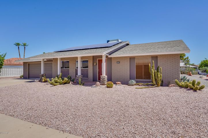 10538 W BOLIVAR Drive, Sun City, AZ 85351