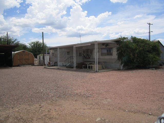 185 E SPUR TRAIL, Roosevelt, AZ 85545