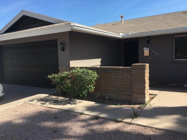 1053 E ALAMEDA Drive, Tempe, AZ 85282