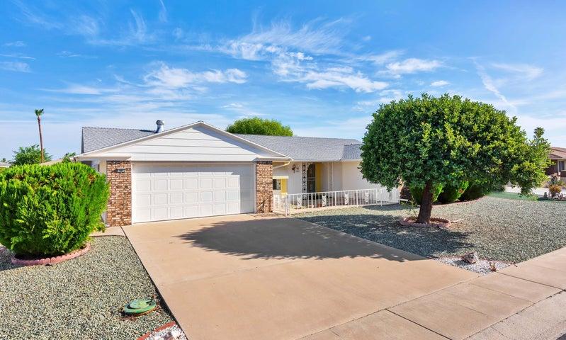 9602 W TIMBERLINE Drive, Sun City, AZ 85351