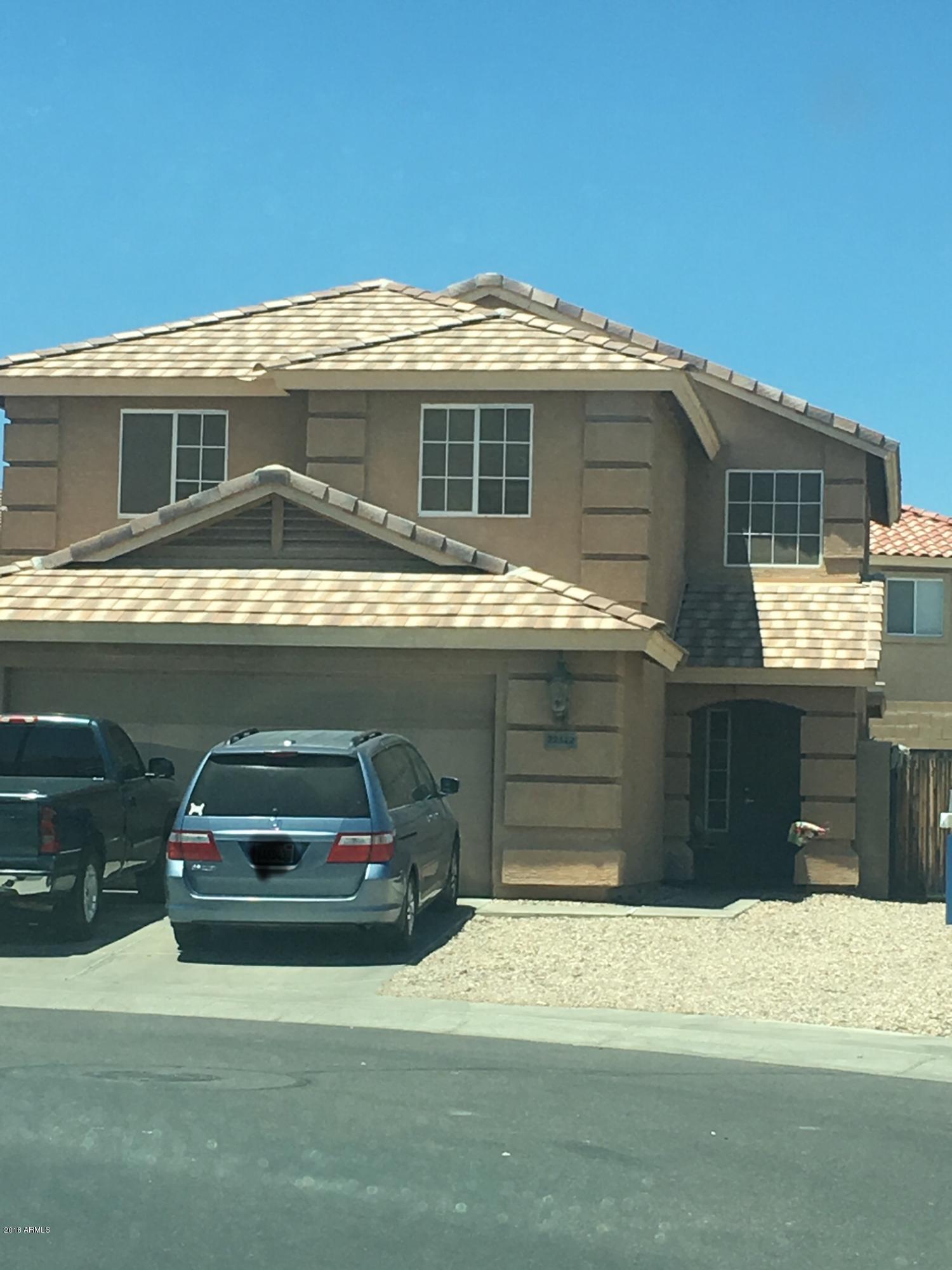 22322 W TONTO Street, Buckeye, AZ 85326
