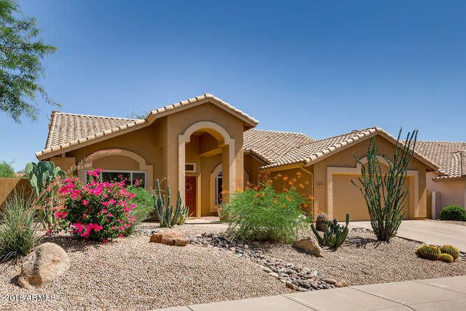 4133 E MONTGOMERY Road, Cave Creek, AZ 85331