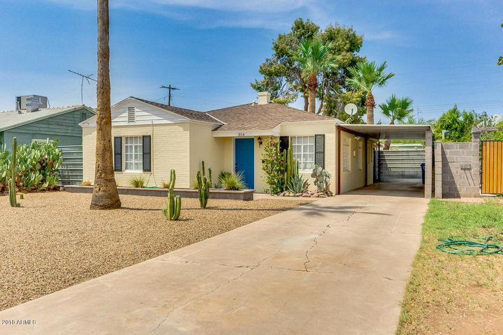 354 E WHITTON Avenue, Phoenix, AZ 85012