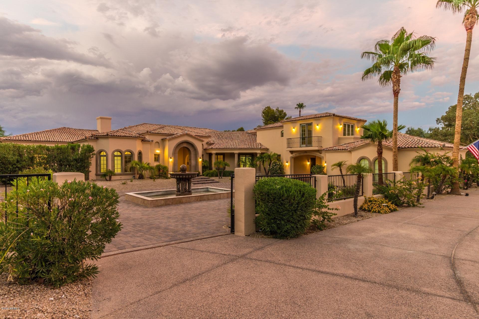 4940 E Mockingbird Lane, Paradise Valley, AZ 85253