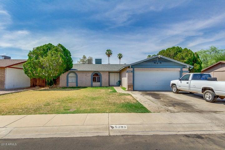 5253 W LUPINE Avenue, Glendale, AZ 85304