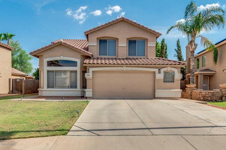 565 W PRINCETON Avenue, Gilbert, AZ 85233