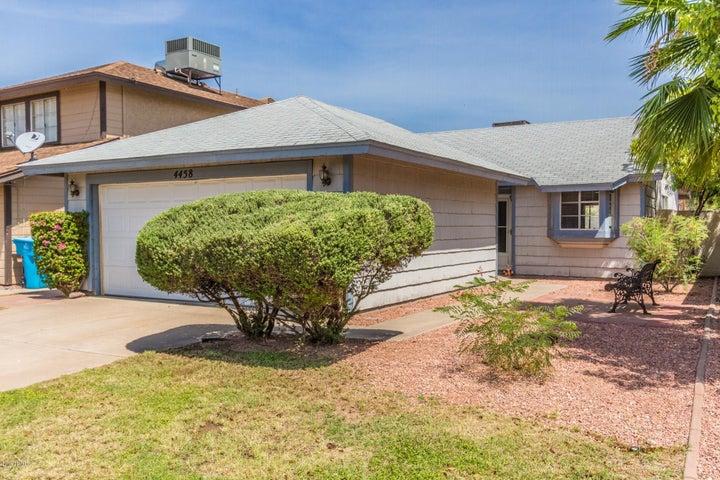 4458 W TONTO Road W, Glendale, AZ 85308