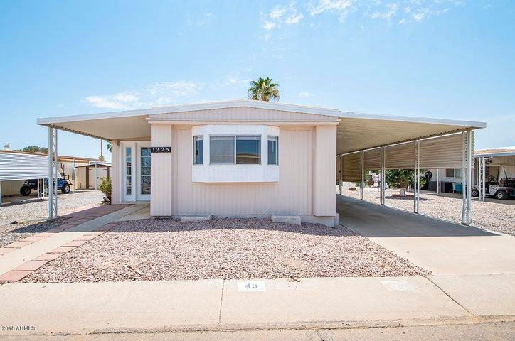 2100 N TREKELL Road, 43, Casa Grande, AZ 85122