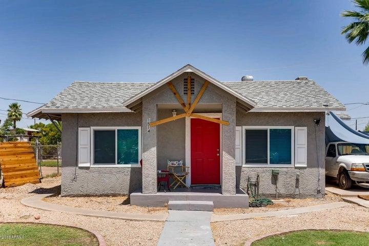 1514 W POLK Street, Phoenix, AZ 85007