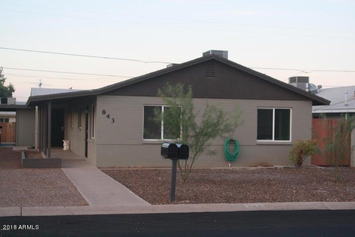 843 E ALICE Avenue, Phoenix, AZ 85020