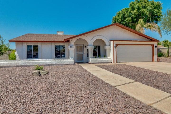 804 W BENTRUP Street, Chandler, AZ 85225
