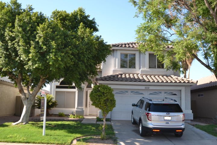 1012 E SCOTT Avenue, Gilbert, AZ 85234