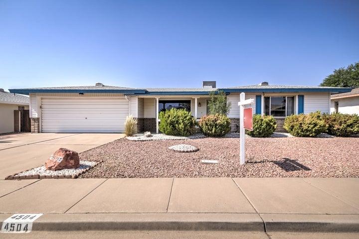 4504 E Dragoon Avenue, Mesa, AZ 85206