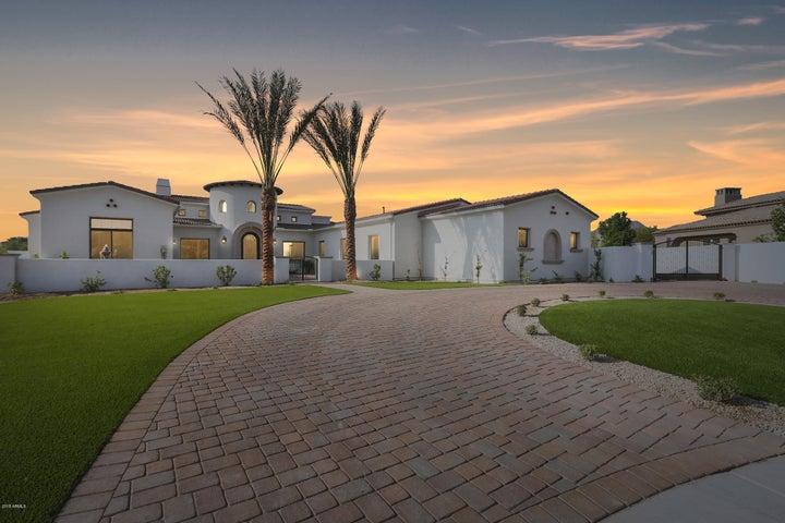 6545 E Berneil Drive, Paradise Valley, AZ 85253