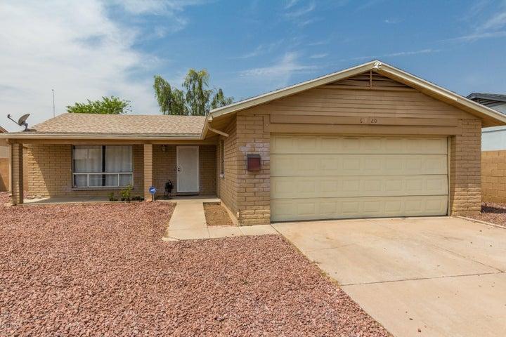 6720 N 65TH Avenue, Glendale, AZ 85301