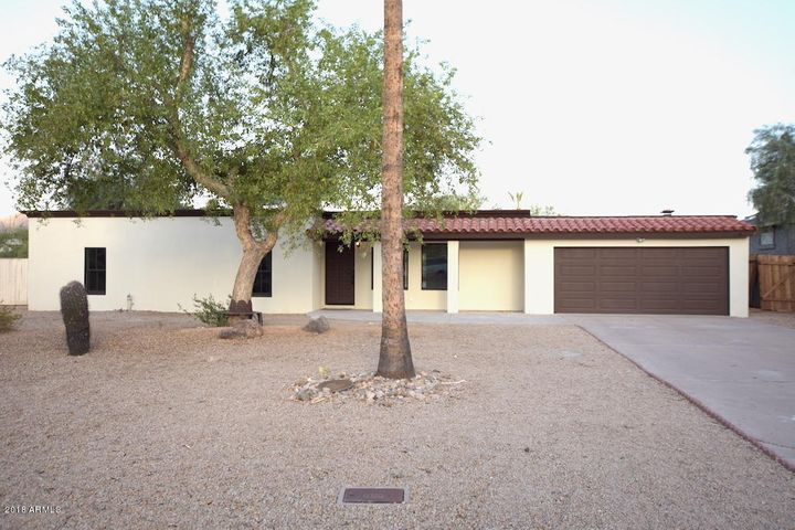 5817 E COCHISE Road, Paradise Valley, AZ 85253
