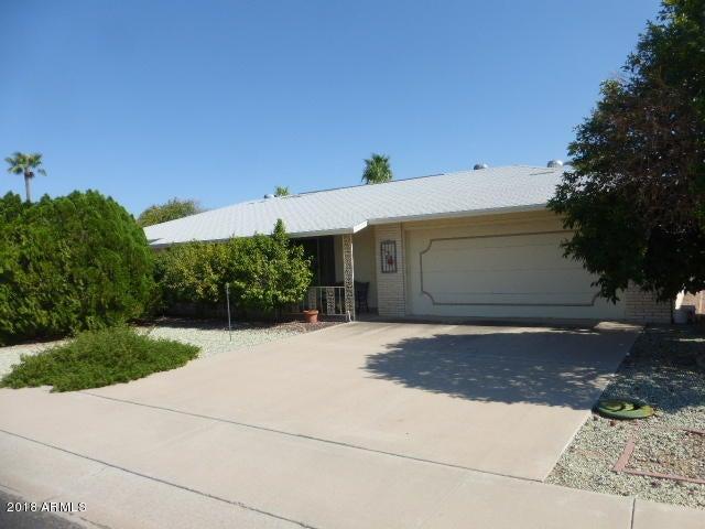 11061 W Fargo Drive, Sun City, AZ 85351