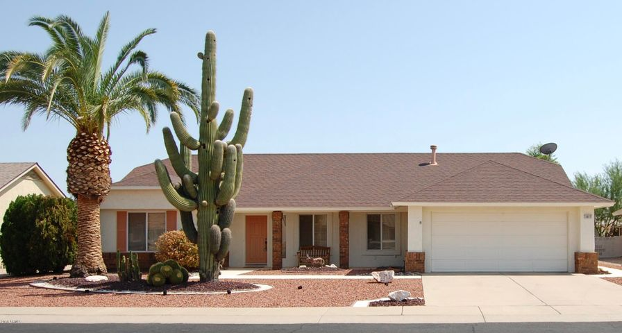 14815 W ANTELOPE Drive, Sun City West, AZ 85375