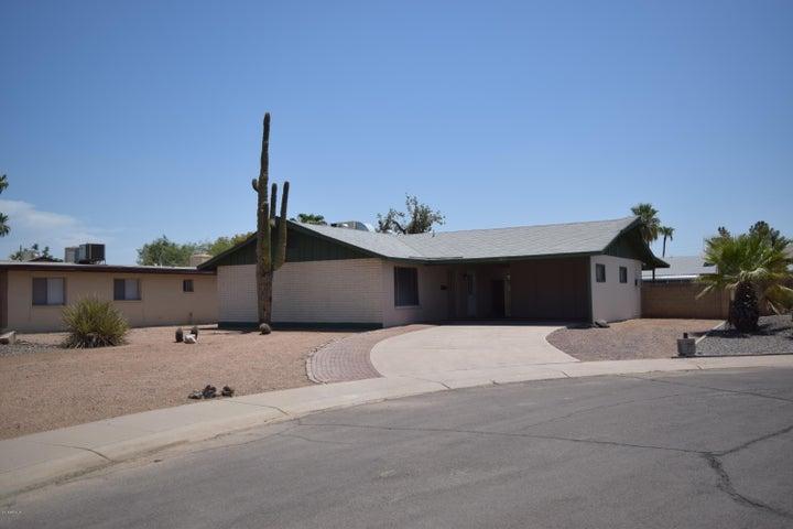 1321 E VERLEA Drive, Tempe, AZ 85282