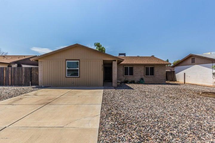 8737 W CINNABAR Avenue, Peoria, AZ 85345