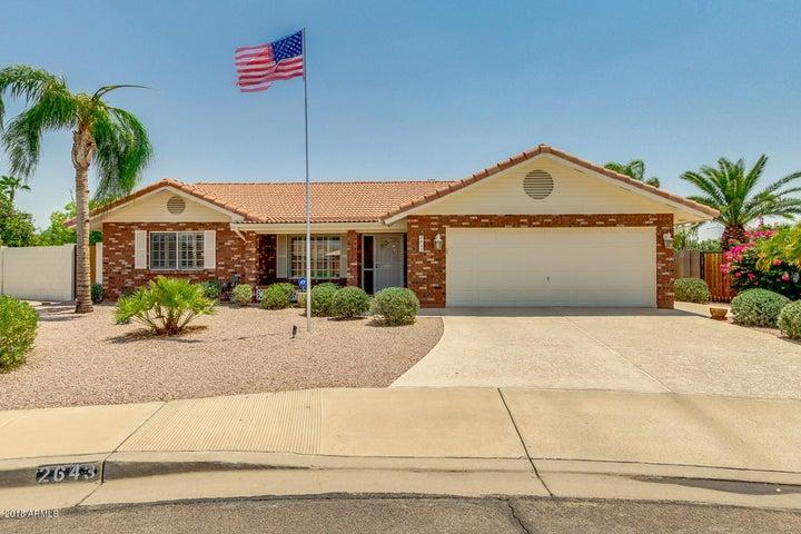 2643 S ZINNIA S, Mesa, AZ 85209