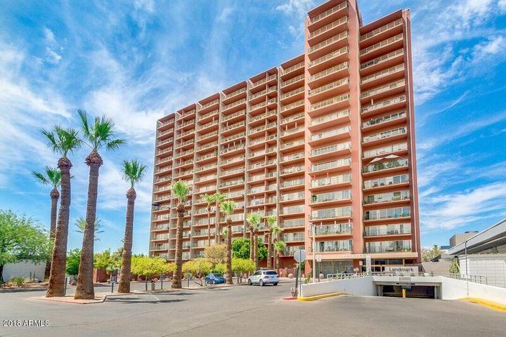 4750 N CENTRAL Avenue, 16E, Phoenix, AZ 85012