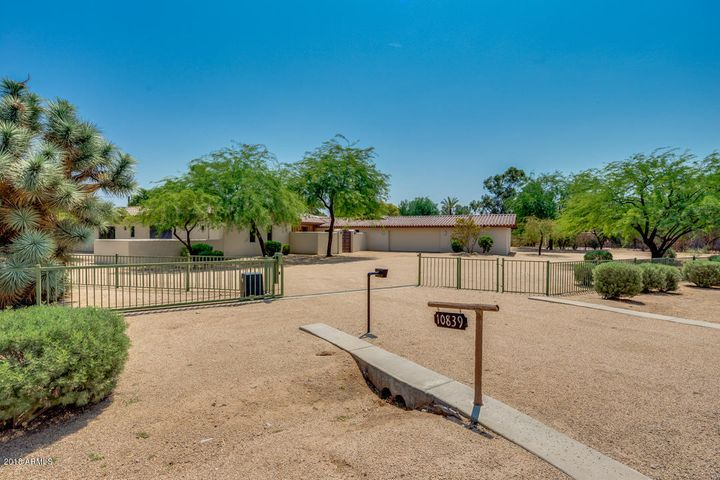 10839 N SUNDOWN Drive, Scottsdale, AZ 85260
