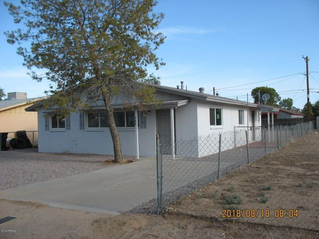 760 W DEWEY Avenue, Coolidge, AZ 85128