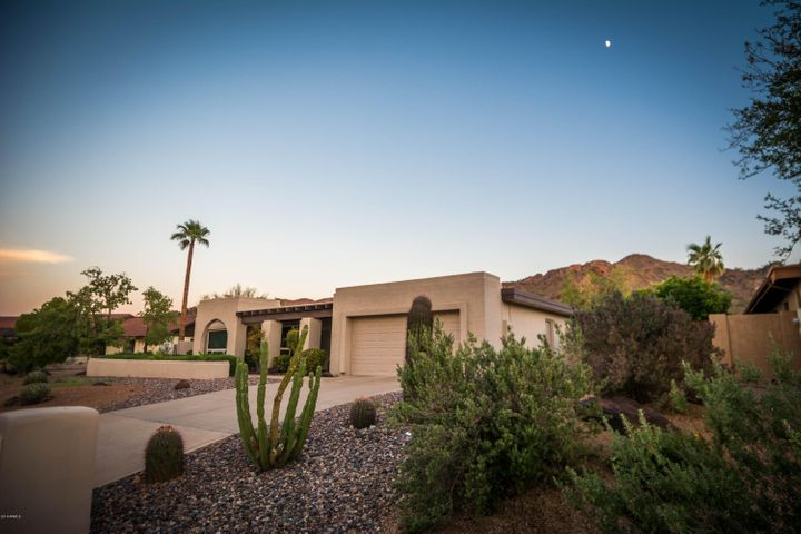 Rare Opportunity to own on the Phoenix Mountain Preserve.