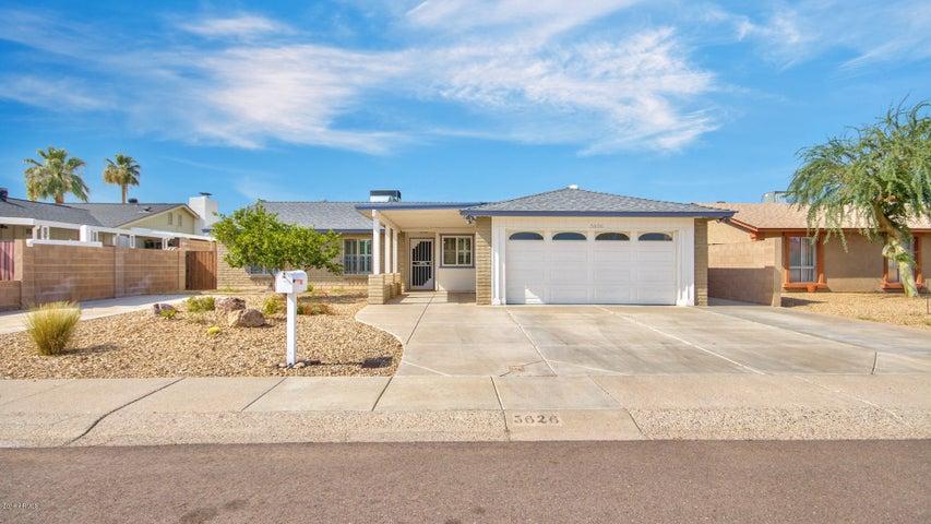 5626 W Cheryl Drive, Glendale, AZ 85302