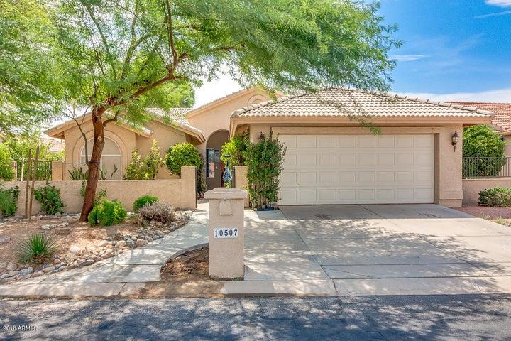 10507 E CHAMPAGNE Drive, Sun Lakes, AZ 85248