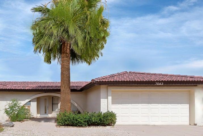 7043 N Via De La Siesta, Scottsdale, AZ 85258