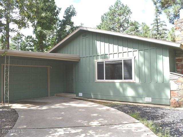 4966 SHERWOOD Drive, Lakeside, AZ 85929