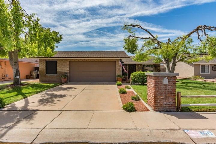 5619 W SUNNYSIDE Drive, Glendale, AZ 85304