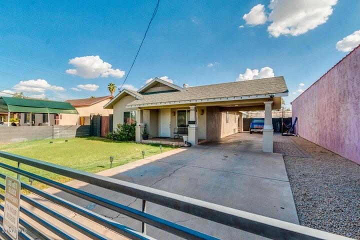 1615 E YALE Street, Phoenix, AZ 85006