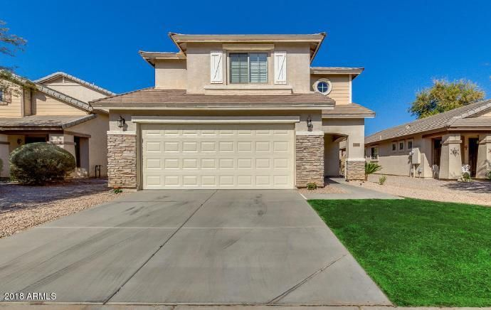 1668 W QUICK DRAW Way, Queen Creek, AZ 85142