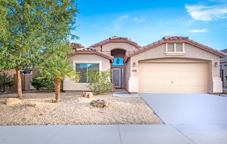 17645 W WINDROSE Drive, Surprise, AZ 85388