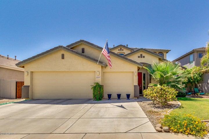 43597 W SNOW Drive, Maricopa, AZ 85138