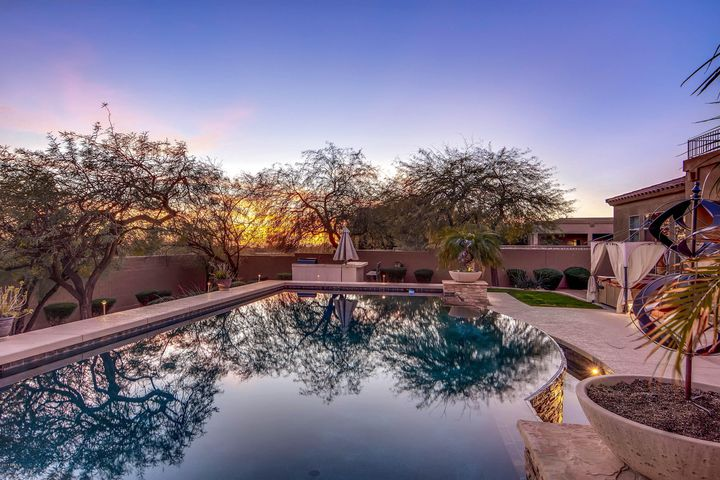 Tranquil Pool...Total Privacy!