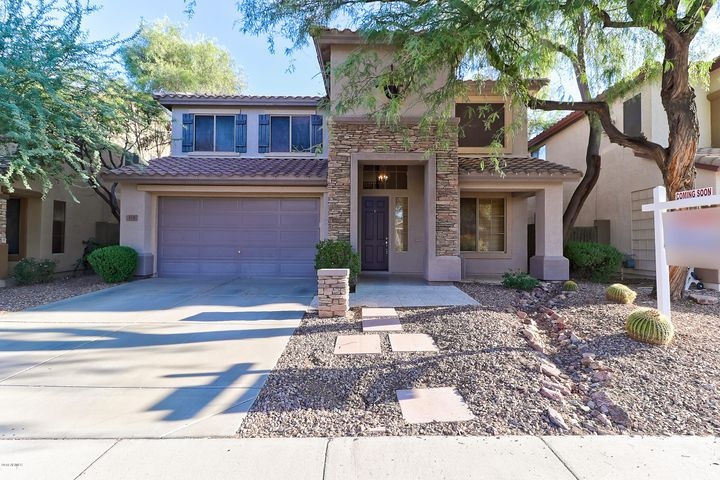 3332 W TWAIN Court, Anthem, AZ 85086
