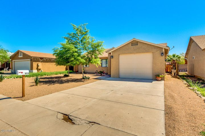 453 S SAN MARCOS Drive, Apache Junction, AZ 85120