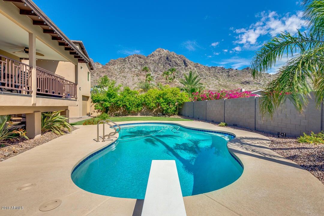 Gorgeous resurafced pebble tec pool