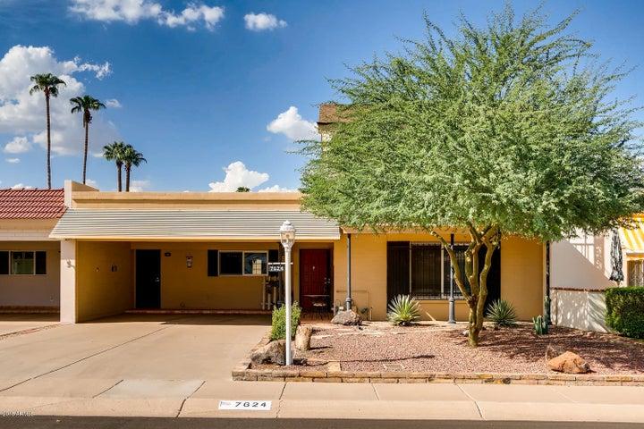 7624 E Bonita Drive, Scottsdale, AZ 85250