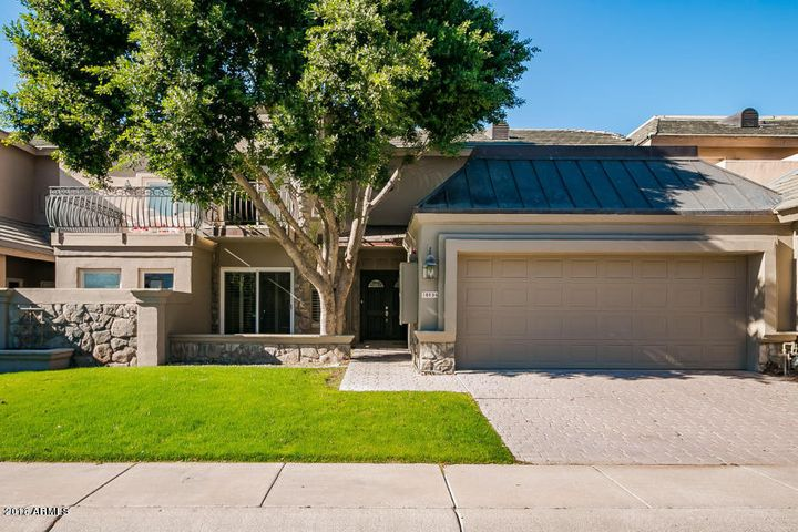 Imagine low maintenance living at it's finest in a centrally located gated community!